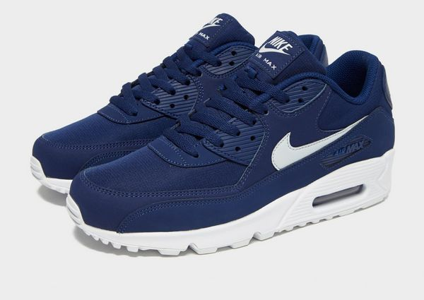 nike air max heren blauw
